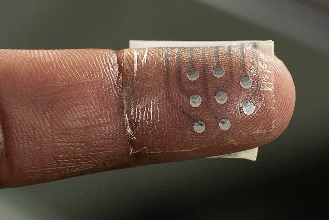 How electronic skin could help people with disabilities